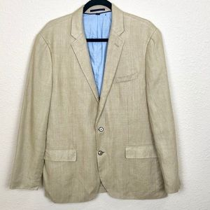 J. Crew Ludlow Linen Blazer Jacket